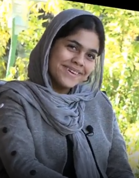 هدیه یوسفلوئی: دانشجوی پزشکی سنندج