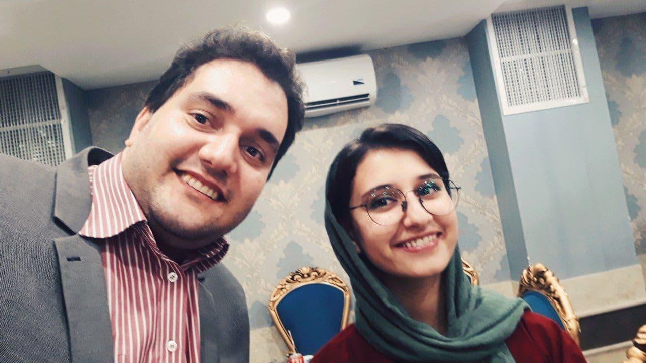 انسیه صفری: رتبه ی 153 و دانشجوی ادبیات دانشگاه تهران